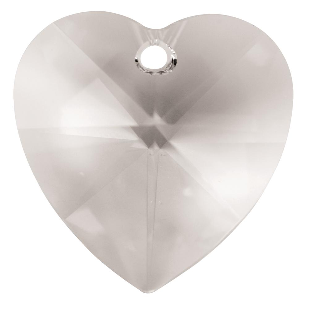 Swarovski-Kristallschliff-Anh.  Heart