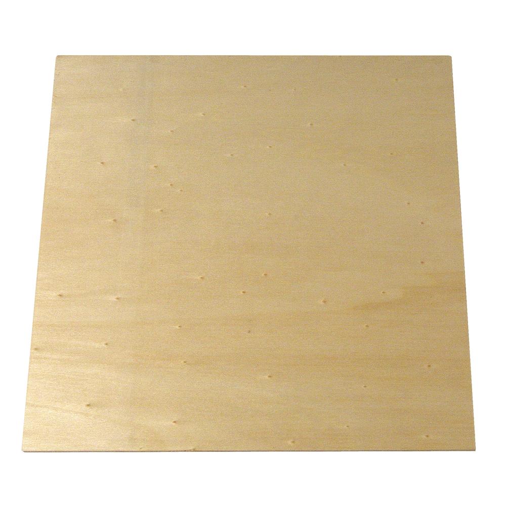 Sperrholzplatte, 200x200x4mm